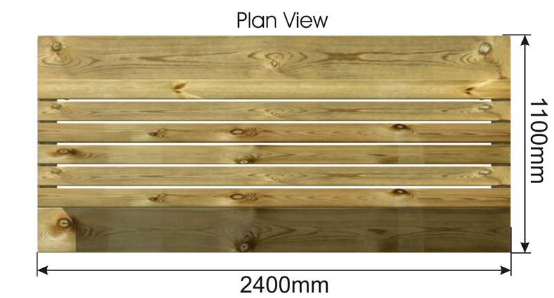 Table Plan View Bench plan view for pinterest