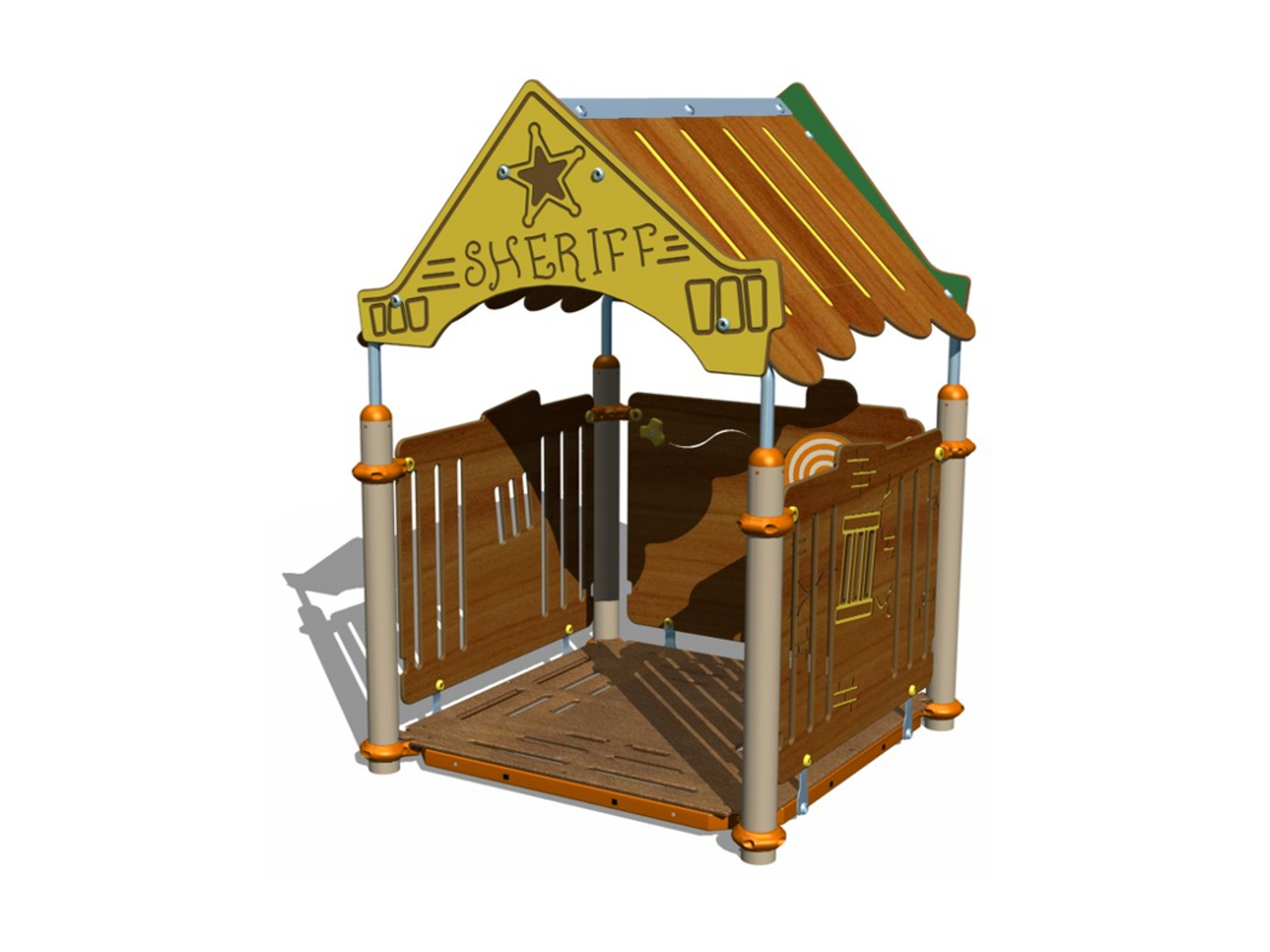 School playhouses action play leisure playgrounds for School playhouse