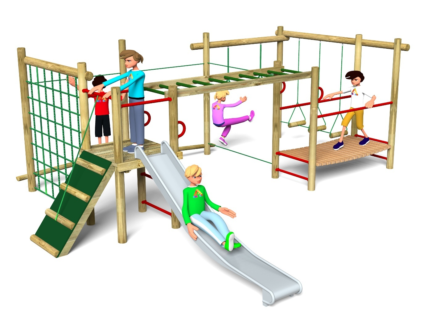 lavenham 2 climbing frame action play leisure. Black Bedroom Furniture Sets. Home Design Ideas