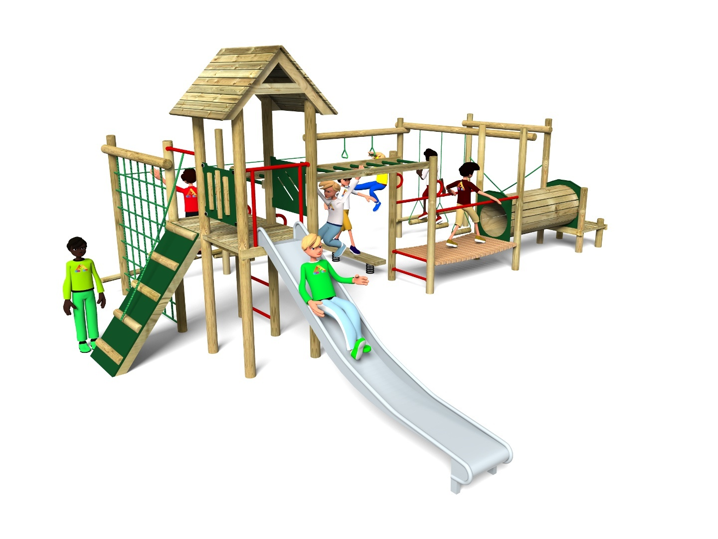 lavenham 4 climbing frame action play leisure. Black Bedroom Furniture Sets. Home Design Ideas
